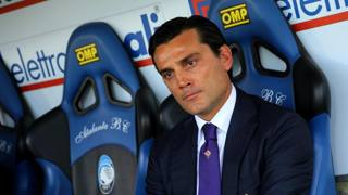 Vincenzo Montella, 40 anni, � soddisfatto dei tre punti raccolti a Bergamo. LaPresse