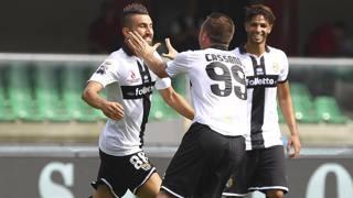 Massimo Coda, 25 anni, è entrato contro il Chievo e ha risolto la partita con un gol e due assist. Getty