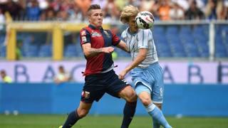 Basta contro Kucka domenica scorsa a Genoa. Getty Images