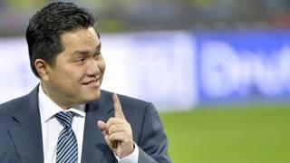 Erick Thohir, 44 anni, dal novembre 2013 presidente dell'Inter. Ansa