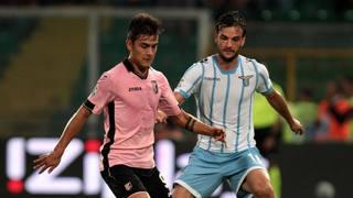 Paulo Dybala, 20 anni, in azione contro la Lazio. LaPresse