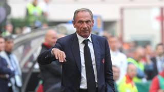 Zdeněk Zeman, 67 anni, alla prima stagione con il Cagliari. Ansa