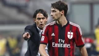Mattia De Sciglio, 21 anni, ha esordito in Serie A il 10 aprile 2012 in Chievo-Milan. LaPresse