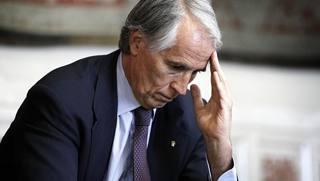 Giovanni Malagò, presidente del Coni dal 2013. Ansa