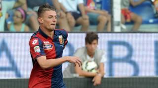 Maxime Lestienne, 22 anni, è alla prima stagione con il Genoa. Ap