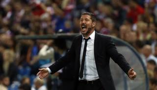 Diego Pablo Simeone, 44 anni. Reuters