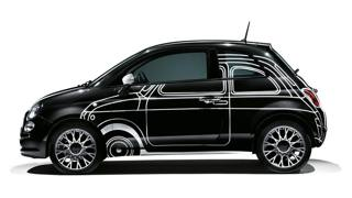 La Fiat 500 Couture Ron Arad Edition