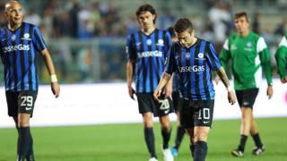 Alejandro Gomez, 26 anni: purtroppo il Papu non ce la far� a scendere in campo contro la Sampdoria. LaPresse