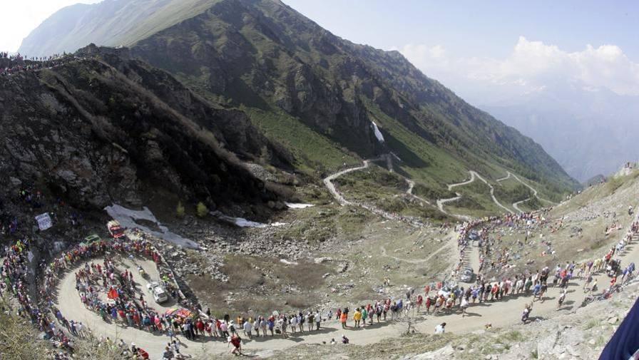 Ultime Notizie: Giro 2015, torna il Mortirolo Colle delle Finestre decisivo