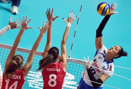 Pallavolo, Mondiali donne: Italia-Russia 3-1. Ora la Cina in semifinale 96c287902172019c1735ebec2fb3d68b_mediagallery-article