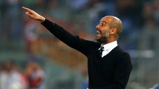 Pep Guardiola, 43 anni, seconda stagione al Bayern. Getty