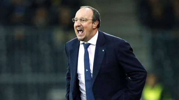 Rafa Benitez, tecnico del Napoli. Il suo ampissimo tun over non ha dato i frutti sperati. Reuters