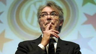 Massimo Moratti, 69 anni, dal 1995 al 2013 presidente dell'Inter. Ansa