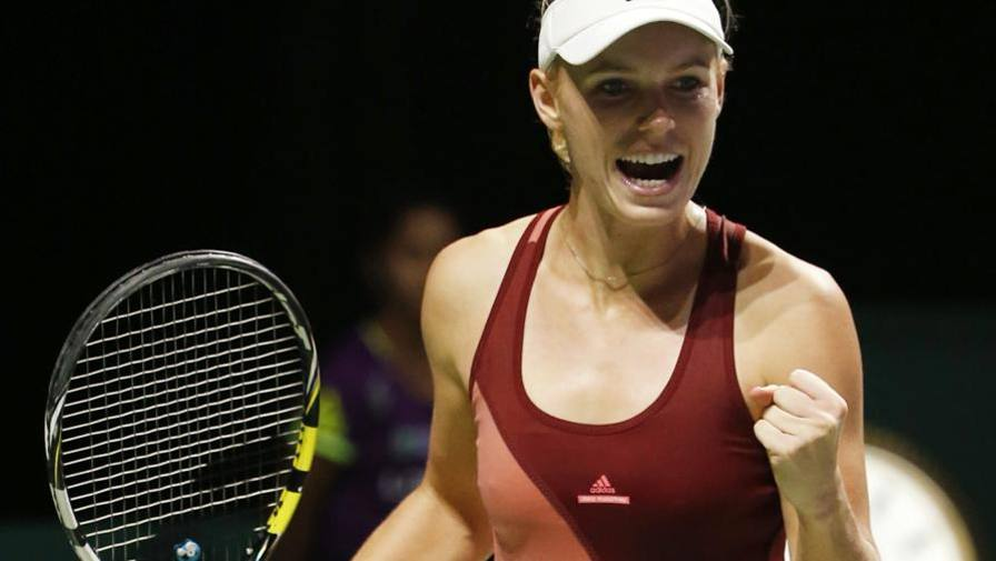 Ultime Notizie: Wozniacki-Kvitova da urlo Sharapova, ancora un ko