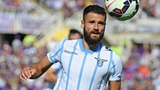 Antonio Candreva, 27 anni, alla Lazio dal 2012. Ansa