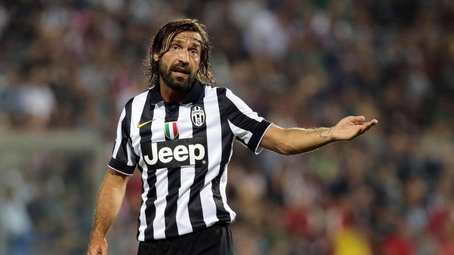 Ultime Notizie: Pirlo diventa sostituibile Se non c'è lui, la Juve vince
