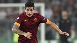 Juan Iturbe, 21 anni, prima stagione alla Roma. Getty