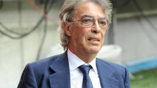 Massimo Moratti, ex presidente nerazzurro. Ansa