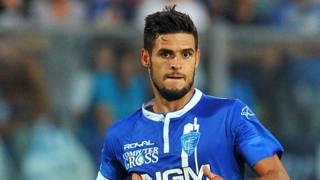 Vincent Laurini, 25 anni, a Empoli dal 2012. LaPresse