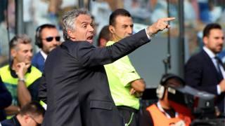 Roberto Donadoni, 51 anni, tecnico del Parma. Ansa