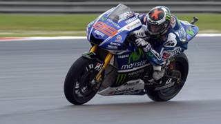 Jorge Lorenzo, due titoli in MotoGP. Afp