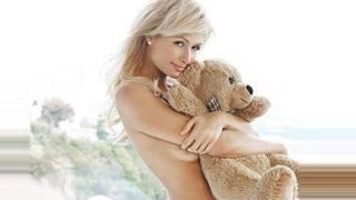 Paris Hilton  in versione Lolita sexy