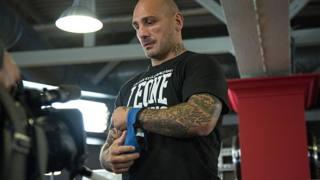 Giacobbe Fragomeni, 45 anni. Lubimov