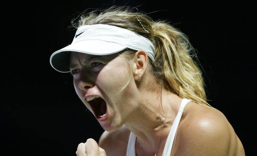 Ultime Notizie: Sharapova, vittoria amara Perde un set ed è fuori