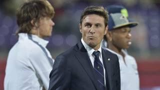 Javier Zanetti, vicepresidente dell'Inter. LaPresse