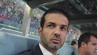 Andrea Stramaccioni, 38 anni, per oltre un anno ha allenato l'Inter. Ansa