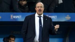 Rafa Benitez, seconda stagione a Napoli. Afp