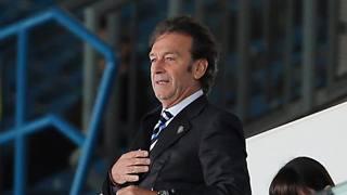 Massimo Cellino, 58 anni, proprietario del Leeds United. Reuters