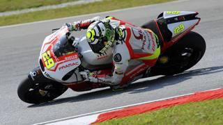 Andrea Iannone: travolto da Marquez deve rinunciare al GP di Malesia. Ciam-Cast