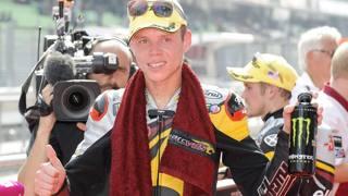 Tito Rabat, 25 anni, campione del mondo 2014 della Moto2. Ciam-Cast