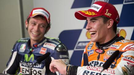 HONDA REPSOL We Love MARC MARQUEZ and DANY PEDROSA ♥♥ - Magazine cover