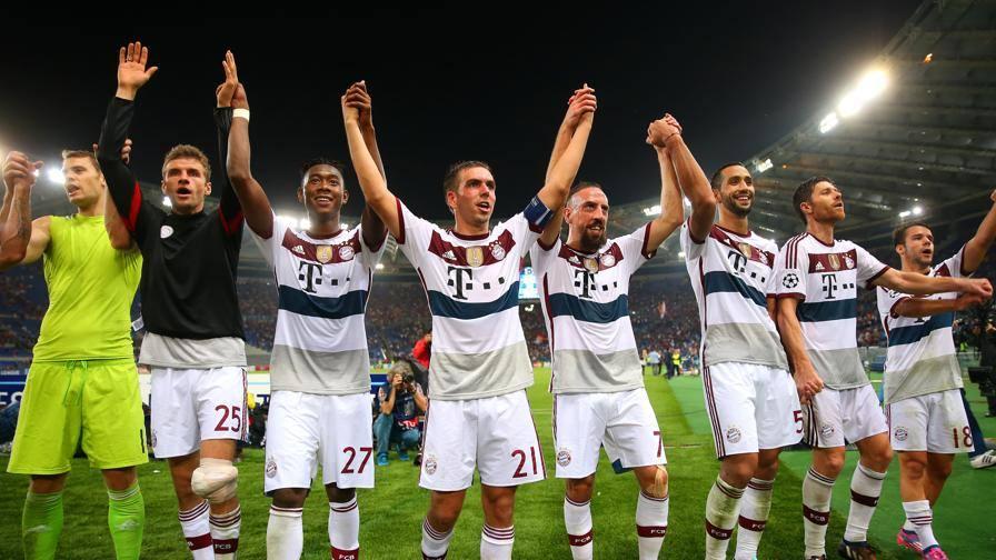 Ultime Notizie: Ecco l'impero del Bayern Fattura mezzo miliardo