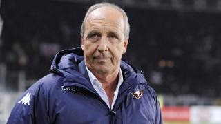 Giampiero Ventura, tecnico del Torino. LaPresse