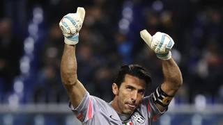 Gigi Buffon, numero uno di Juventus e Italia. Reuters