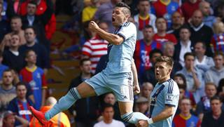 Mauro Zarate, 27 anni, attaccante del West Ham. Action Images