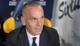 Stefano Pioli, tecnico della Lazio. Getty
