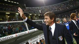 Antonio Conte, c.t. della Nazionale. Reuters