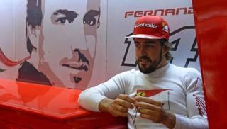 Fernando Alonso, 34 anni, in Ferrari dal 2010. Colombo