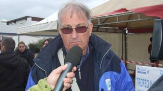 Vittorio Visini, ex responsabile della marcia azzurra