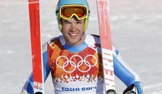 Innerhofer, bronzo ai Giochi di Sochi. AP