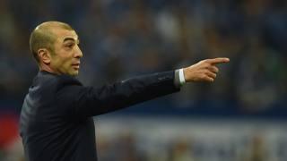 Roberto Di Matteo, 44 anni, allenatore dello Schalke. Afp