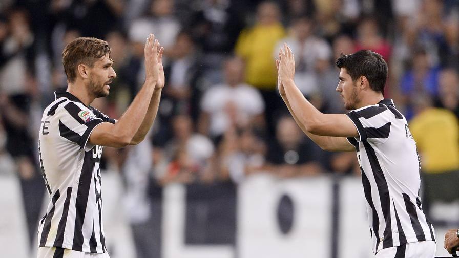 Ultime Notizie: Juve con Llorente-Morata Inter col dubbio Hernanes
