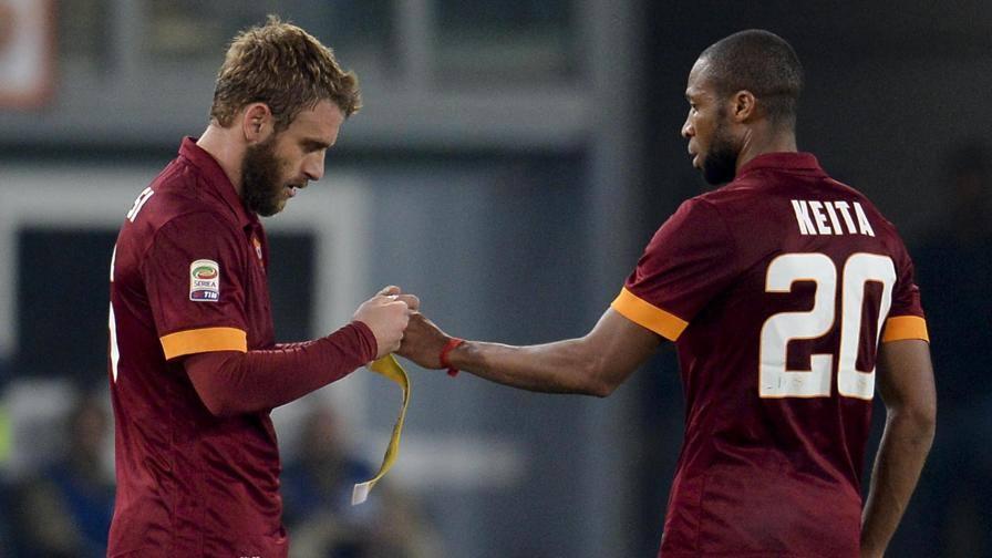 Ultime Notizie: De Rossi fuori, c?è Keita Napoli:  Insigne e Jorginho