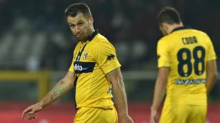 Antonio Cassano, 32 anni, attaccante del Parma. Getty