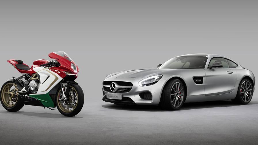 Ultime Notizie: MV Agusta parla tedesco: Mercedes ne rileva il 25%