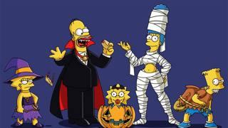 I Simpson in versione Halloween